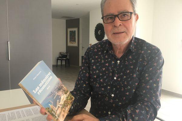 """Robert Mazziotta auteur du livre """"Les mémoires réconciliées"""""""