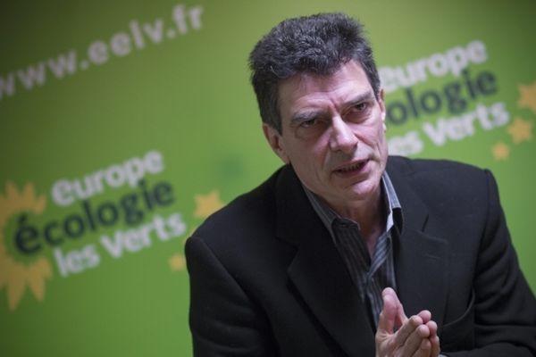 Pascal Durand, le secrétaire national d'EELV