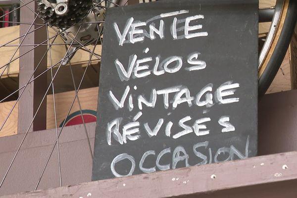 50 € d'aide gouvernementale pour faire réparer son vieux vélo