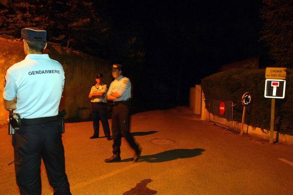 Illustration - C'est lors d'une patrouille de nuit à Pifano qu'a eu lieu l'agression