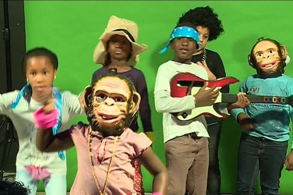 Danse, clips vidéo, chants, de nombreux ateliers sont proposés jusqu'à dimanche.
