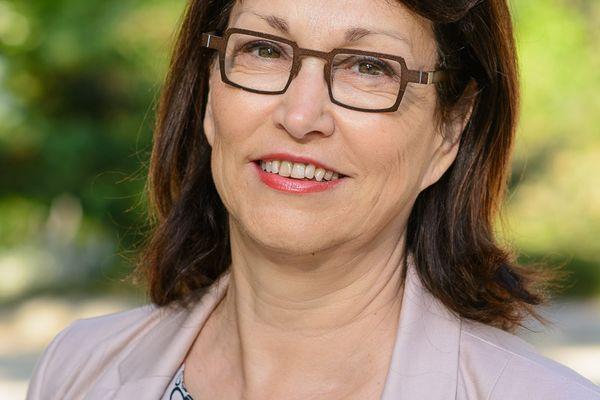 Martine Combemale, fondatrice et présidente de Ressources Humaines Sans Frontières