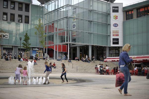 Le pass sanitaire n'est, pour l'heure, pas exigé dans les centres commerciaux d'Auvergne.