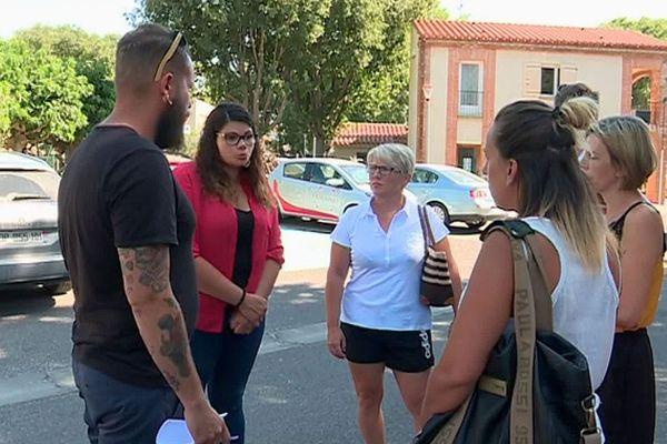 Sorède (Pyrénées-Orientales) - des parents des victimes présumées témoignent, ils sont dévastés - 4 juillet 2019.