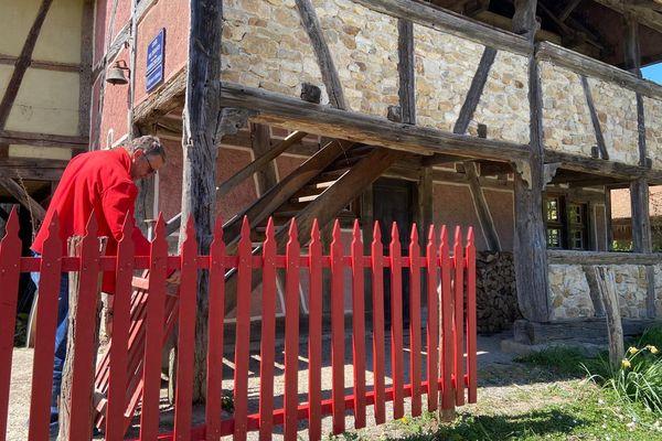 Rénovation des clôtures