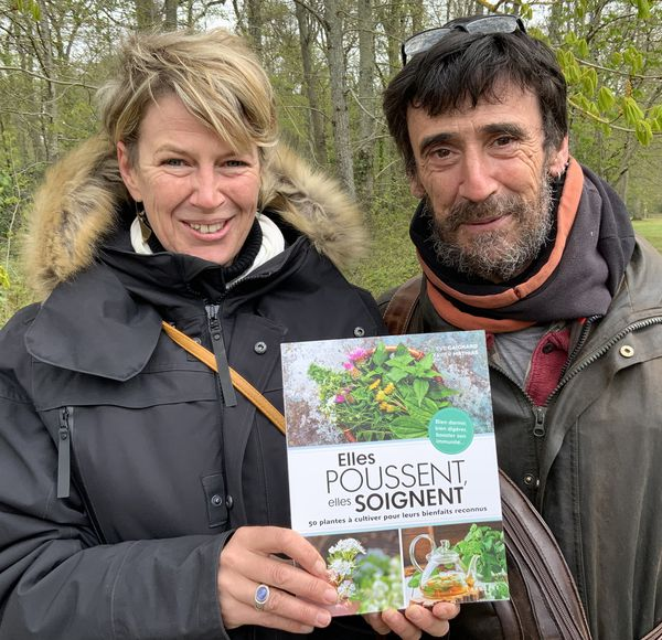 Un livre botanique à 4 mains