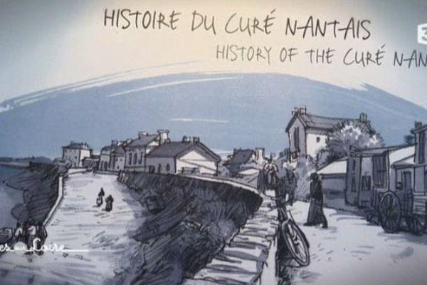 Histoire du fromage : le curé nantais
