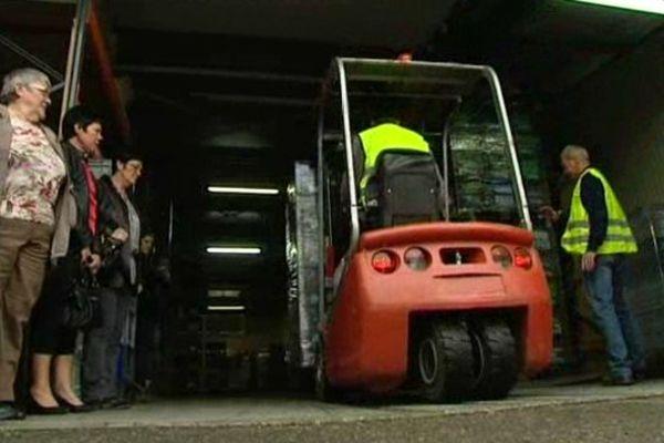 L'entreprise Act'Isère permet aux handicapés mentaux de s'intégrer par le travail.