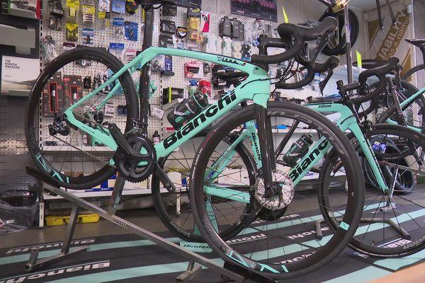 Pénurie de vélos en Limousin comme ailleurs