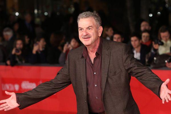 Avo Mograbi au Festival du Film International de Rome en 2012.