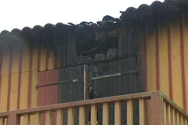 Incendie criminel contre les arènes de Rion-des-Landes