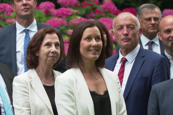 Florence Dabin élue le 1er juillet 2021 à la tête du conseil départemental de Loire-Atlantique