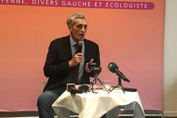 Ce n'était plus qu'un secret de polichinelle, Philippe saurel est bien candidat à sa succession. Il l'a confirmé lors d'une conférence de presse cet après-midi, dans un hôtel jouxtant la mairie.