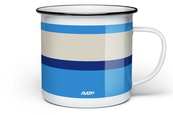 Un mug vintage.
