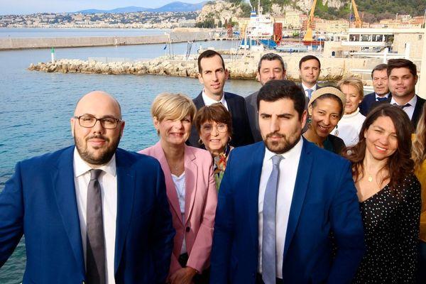 15 colistiers de P. Vardon pour les élections municipales 2020