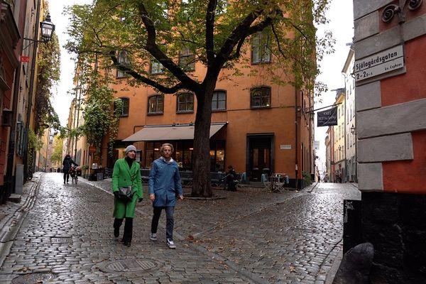 C'est depuis Stockholm où elle réside que Sophie Maillard a créé sa jeune pousse qui apporte des solutions pour des structures pour personnes âgés dépendantes.