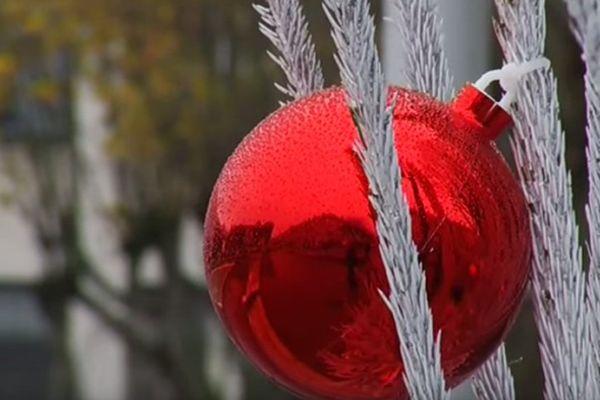 Les illuminations de Noël 2015 lancées en toute discrétion à Saint-Nazaire