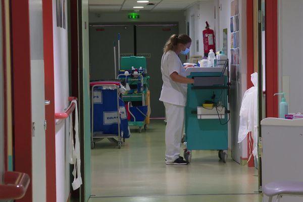Le taux d'absentéisme dans les hôpitaux du bassin de Thau est passé de 8 à 10 % en l'espace de quelques jours.