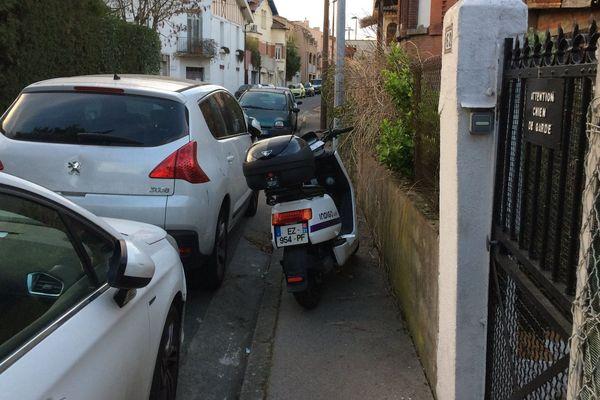 Malgré ses entraves, le déplacement à pied est plébiscité par de nombreux habitants de l'agglomération de Toulouse