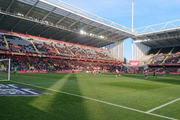 Le Stade Bollaert-Delelis accueillera un derby plus tôt que prévu le derby entre Lens et Valenciennes.