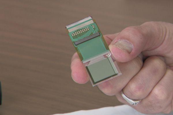 Le capteur d'empreintes digitale d'Isorg a obtenu la certification du FBI en mars 2021.