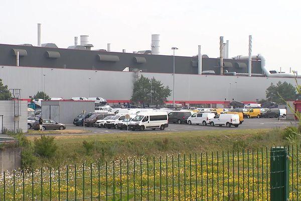 L'usine PSA d'Hordain produit des véhicules utilitaires.