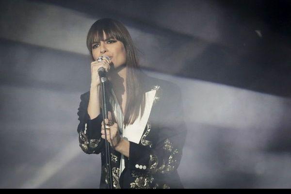 Nouvelle figure de la pop française, Clara Luciani (ex-membre de La Femme) est l'une des têtes d'affiche du festival de la Paille