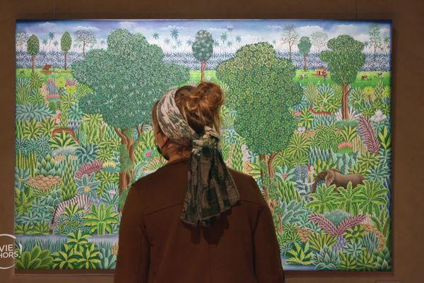Le Manas, Musée d'Art Naïf et des Arts Singuliers à Laval