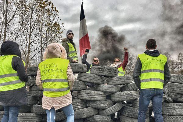 A Vitry-le-François, les gilets jaunes veulent continuer le mouvement dans les prochains jours