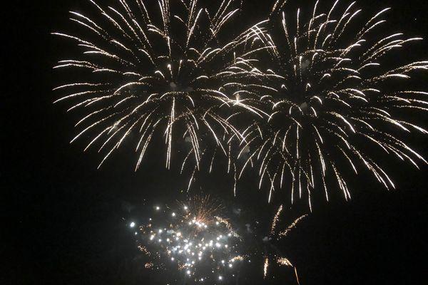 Plus d'une cinquantaine de feux d'artifice seront tirés les 13 et 14 juillet 2021 en Limousin
