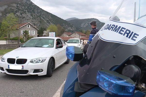 160 gendarmes sont sur le terrain quotidiennement.