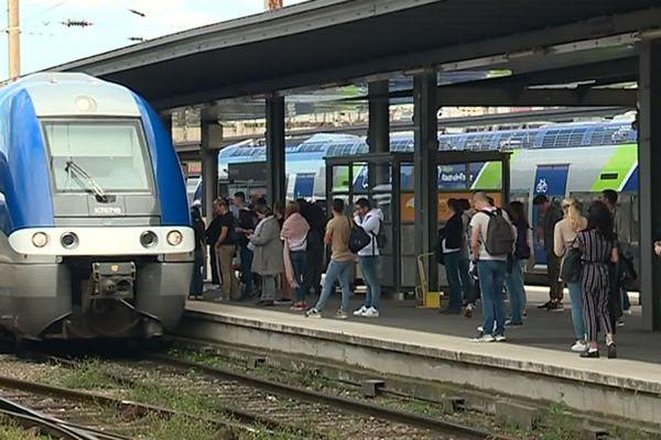 La nouvelle convention entre le Conseil Régional des Hauts-de-France et la SNCF sera appliquée jusqu'en 2024.