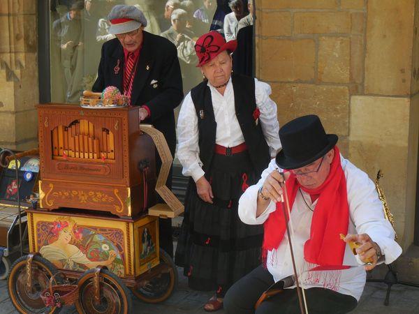 Le Festival de Musique Mécanique de Dijon a vu le jour en 1989