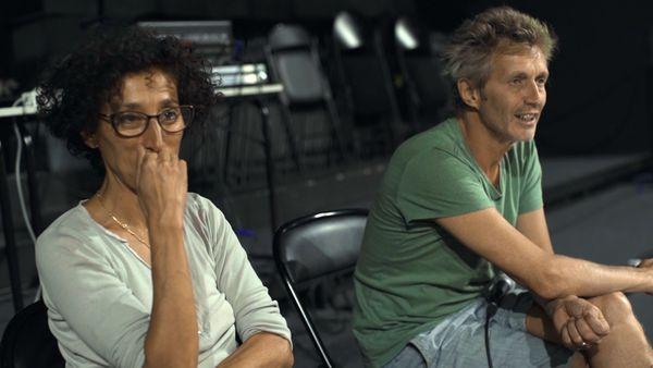 Héla Fattoumi et Eric Lamoureux, les chorégraphes
