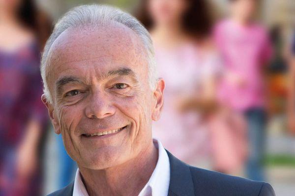 Photo officielle du candidat aux élections municipales 2020 de Mougins Richard Galy