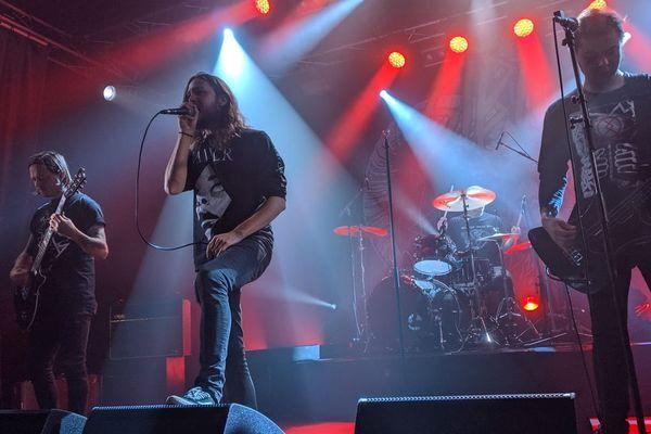 Le groupe norvégien Sibiir est en concert ce jeudi soir au BBC