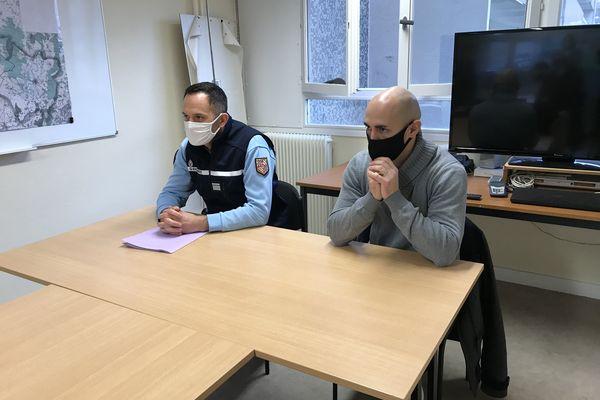 La gendarmerie de Dijon organisait ce mardi un point presse afin de livrer les détails de l'enquête