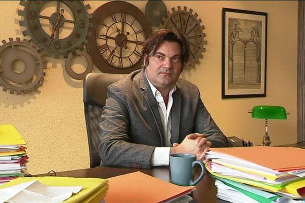 Randall Schwerdorffer est l'avocat de Jonathann Daval.