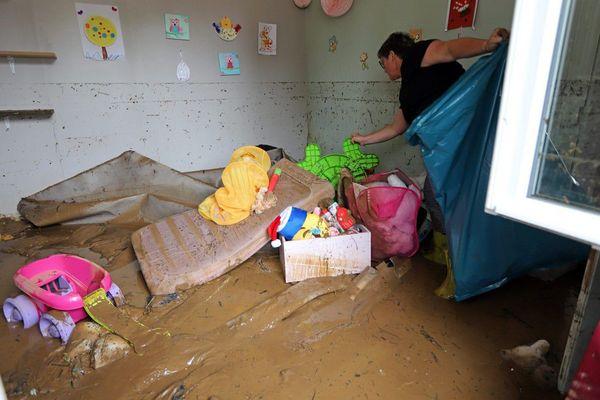 Les sinistrés des inondations et coulées de boues de la fin mai ont 10 jours pour déposer une déclaration de sinistre auprès de leur assurance