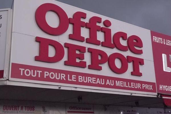 La liquidation judiciaire d'Office Dépot a été prononcée le 28 septembre 2021