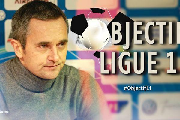 Jean-Luc Vannuchi est l'invité d'Objectif Ligue 1 ce mercredi 16 mars 2016.
