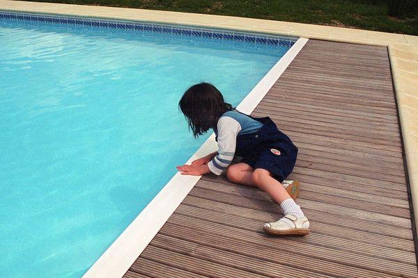 Illustration - Selon une étude de Santé Publique France, les noyades des enfants de moins de 6 ans ont doublé depuis 2015.