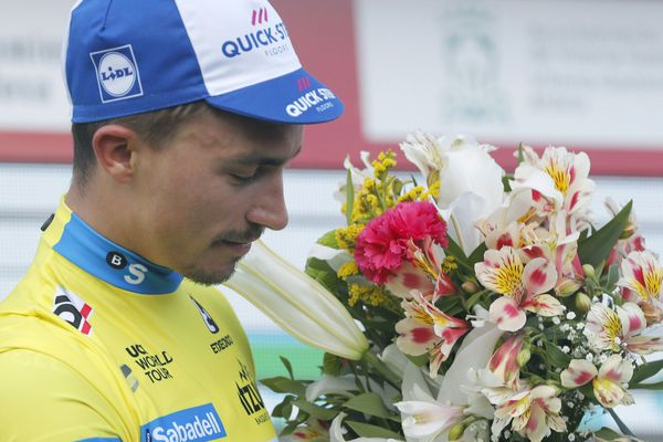 Le Montluçonnais Alaphilippe conserve son maillot jaune sur le Tour du Pays Basque