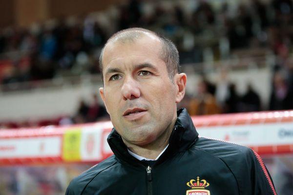 Leonardo Jardim est entraîneur de l'AS Monaco depuis 2014.