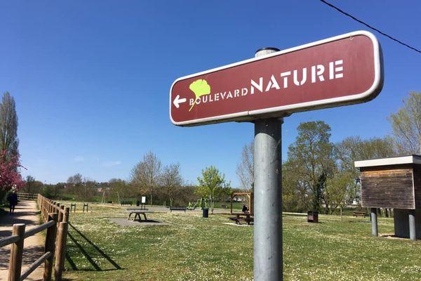 Boulevard Nature. Déjà 45km de voies douces (Le Mans Métropole)