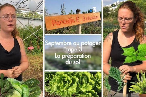 Septembre, c'est le moment pour préparer son jardin pour l'hiver. Suivez les conseils de Camille Mougins chef de culture au lycée horticole d'Antibes pour entretenir votre jardin, votre terrasse ou votre potager en automne