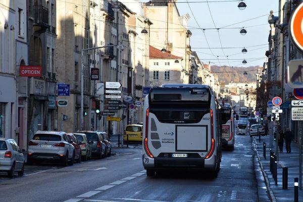Les bus et le tramway nancéiens impactés par une opération de maintenance informatique, ce dimanche 11 novembre.