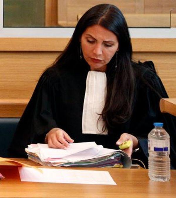 Me Valérie Coriatt, avocate de la défense, ici en 2013 lors d'un procès en Assises à Marseille.