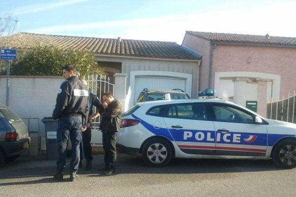 C'est à leur domicile de la rue Aragon que les corps du couple ont été découverts