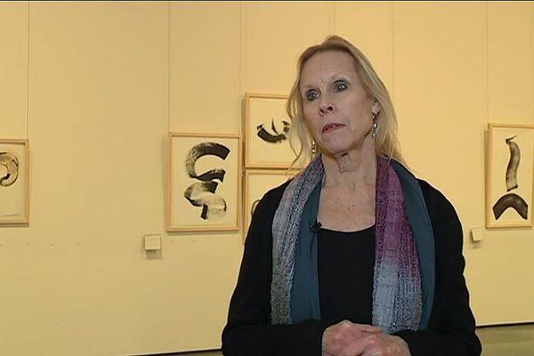Carolyn Carlson est passionnée par l'art japonais et le bouddhisme.